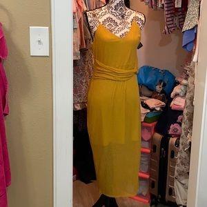 Honey 🍯 Mustard Express dress